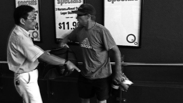 shoplifter, retail