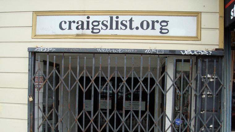 Craiglist - turn stolen items into cash