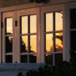 frenchdoors, home vulnerable to burglary