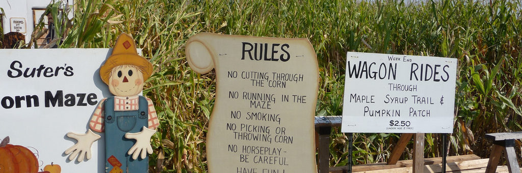 rules - home security rules