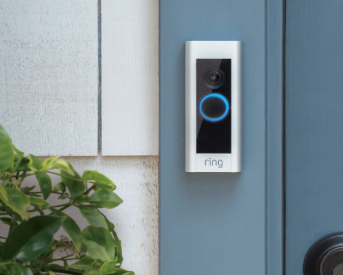 ring doorbell, security system